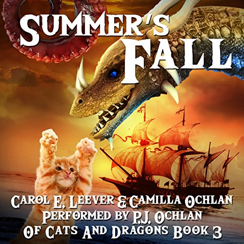 Summer's Fall audiobook cover art