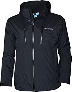 Columbia Men's Snowplow Slope II Jacket, Black