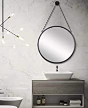 hanging bath mirror