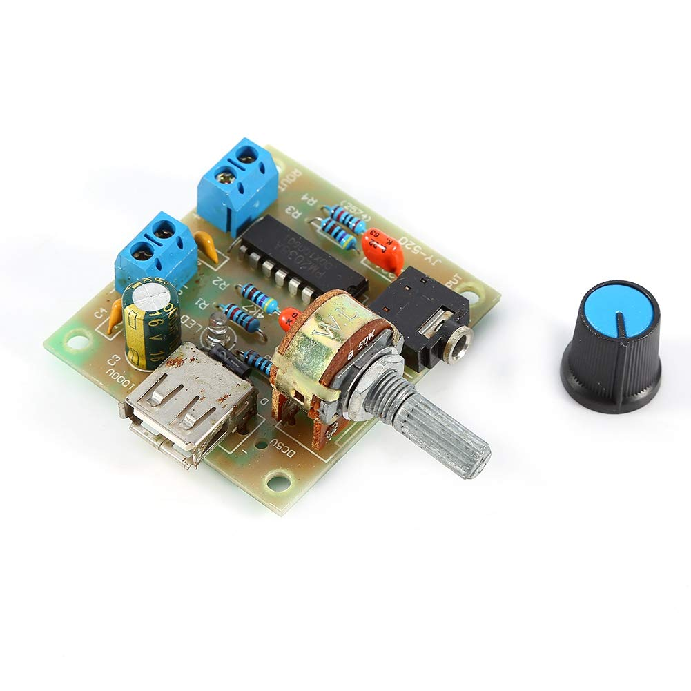 Audio Power Amplifier Price reduction Omaha Mall Board USB Po PM2038