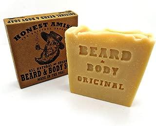 Honest Amish Original Beard and Body Soap