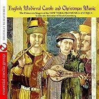 English Medieval Carols & Christmas Music