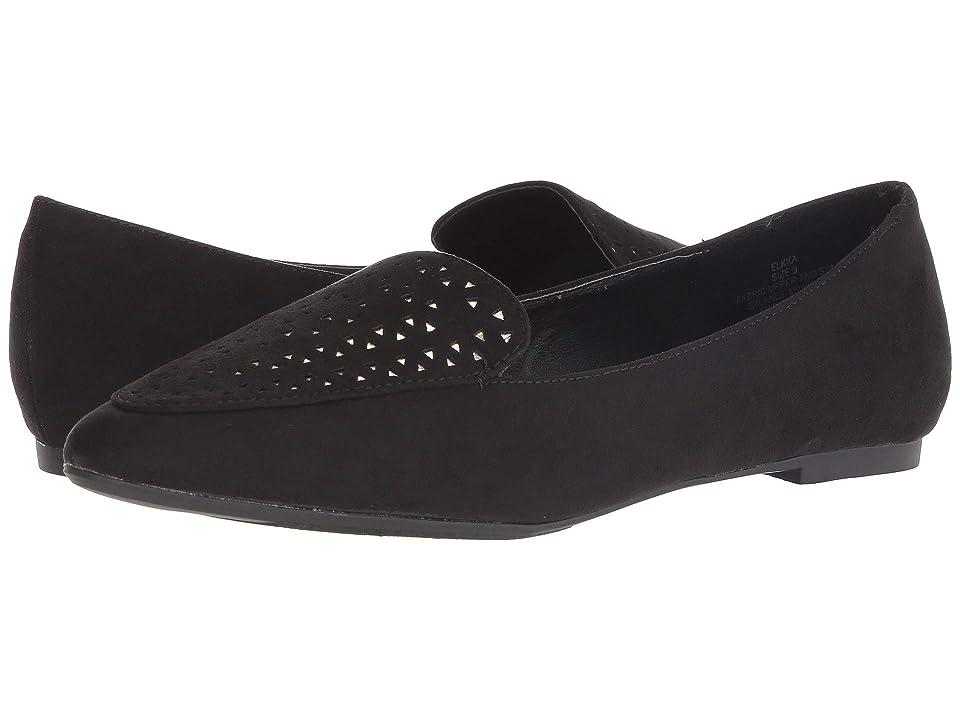 Madden Girl Elkka (Black Fabric) Women's Shoes