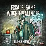 Escape-Game-Kalender 2022: Der Schnitter: Der Tischkalender mit spannenden Rätseln für jede Woche im Jahr