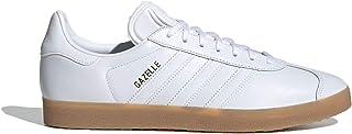 [アディダス] ガゼル [GAZELLE] ランニングホワイト/ランニングホワイト/ガム BD7479 日本国内正規品