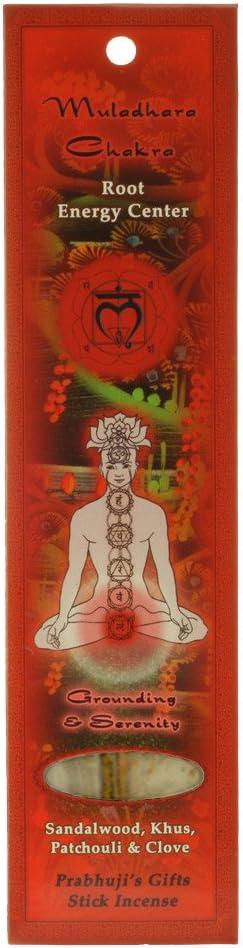 Ramakrishnananda, Incense Stick Muladhara Grounding Serenity, 10