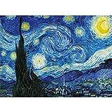 61bOHiUmIeL. SL160  - Reproduction en Lego de 'La Nuit Étoilée' de Van Gogh - Lego, Jeux, Enfants, Art, Amazon