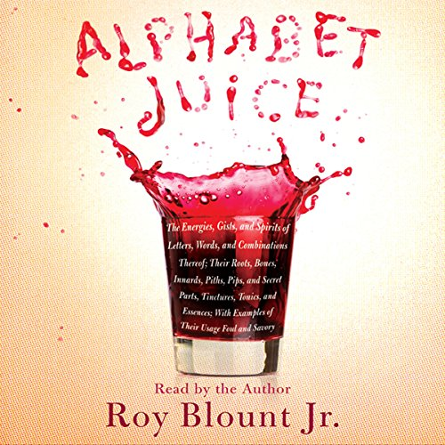 Alphabet Juice  By  cover art