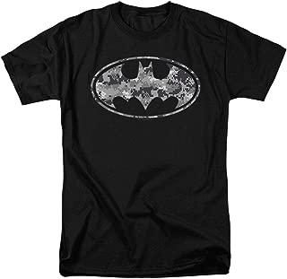 Batman Urban Digital Camo DC Comics T Shirt & Stickers