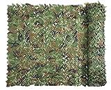 Senmortar Camo Netting, Camouflage Net Woodland 5 x 6.56 FT Nets...