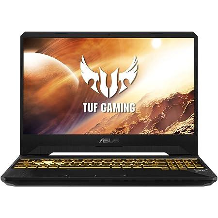 "ASUS TUF Gaming FX505DT-HN540 - Portátil Gaming de 15.6"" FullHD (Ryzen 7 3750H, 16GB RAM, 512GB SSD, NVIDIA GTX 1650 4GB GDDR5, Sin Sistema Operativo) Negro Sigilo - Teclado QWERTY español"