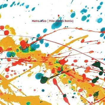 Piña (SWAG Remix)