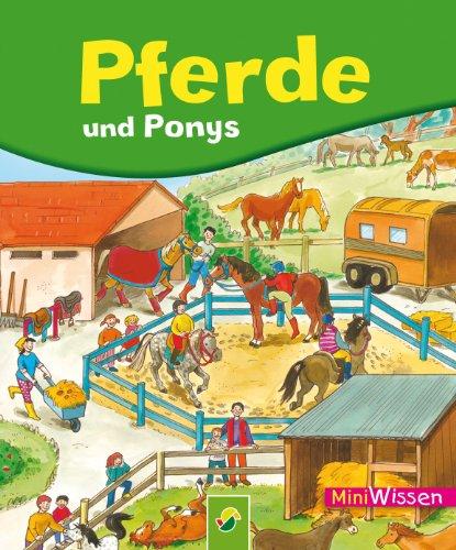 Pferde und Ponys: Miniwissen