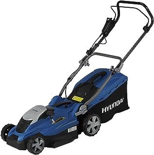 comprar comparacion Hyundai HY-LM3601E Cortacésped Eléctrico 1600w, 230 V, Azul