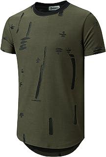 Jxeww Men's Hipster Shirt