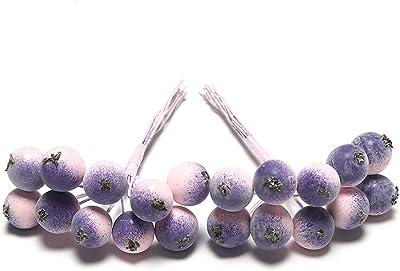 Clear Iridescent Pearl Beads Christmas Holiday Garland 15 Feet Kurt Adler