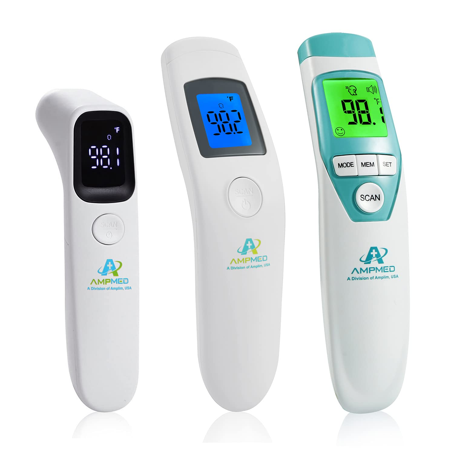Baby Care Al Trust sold out. Bundle Amplim Forehead Adults Thermometer for and