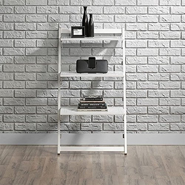Sauder Square 1 Anywhere Metal Shelf, White
