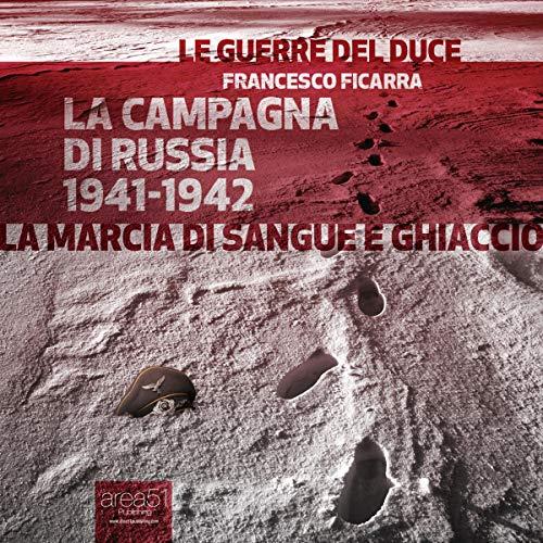 La Campagna di Russia 1941-1942 [War in Russia 1941-1942] audiobook cover art