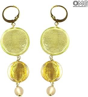 Iside Earrings - Antica Murrina Collection - Original Murano Glass OMG