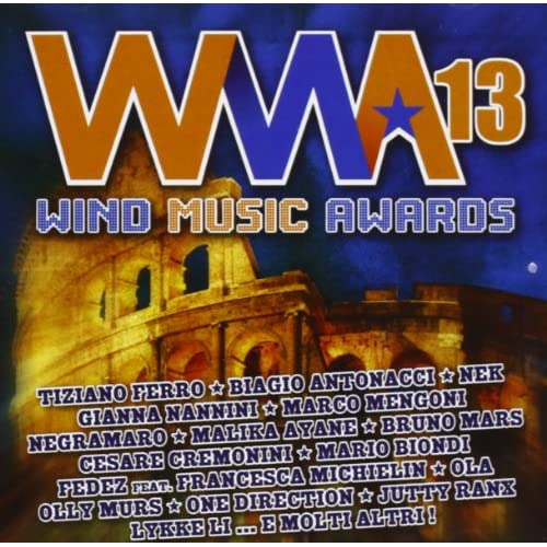 Wind Music Awards 2013 [2 CD]