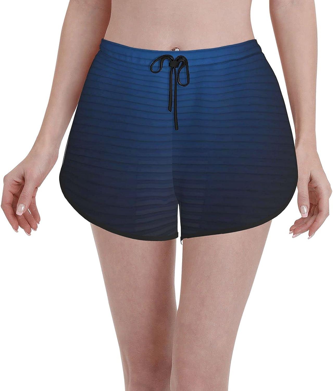 Minalo Women's Girl's Swim Trunks Beachwear Swimsuits Board Shorts Bathing Suits