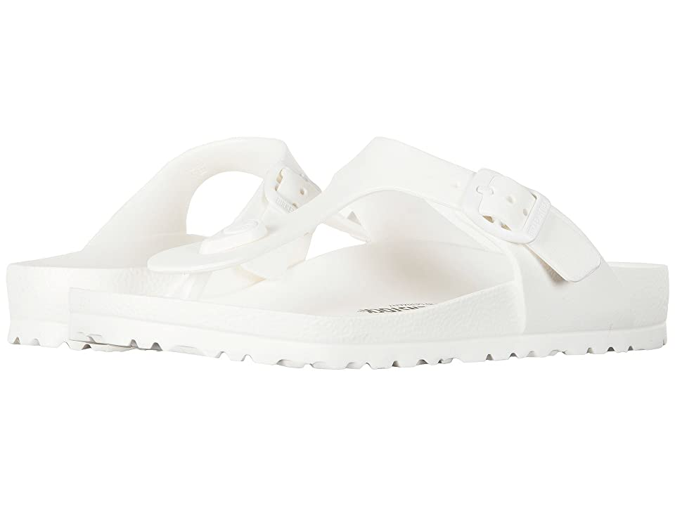 Birkenstock Gizeh Essentials (White EVA) Women