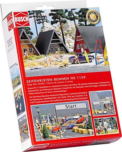 Busch 1159 - Seifenkisten-Rennen