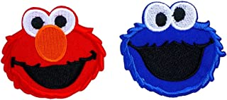 sesame street applique