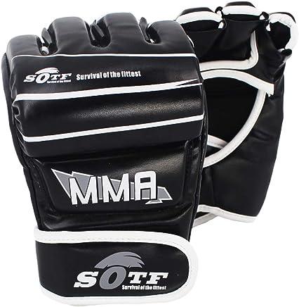 TZTED Boxsack Taekwondo Boxhandschuhe Handschuhe Box Gloves Mit Langer Haltbarkeit Für Kickboxen Sparring Kampfsport Boxen B07JFV6GHC     |