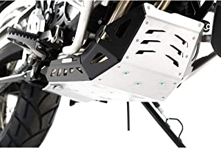 SW-Motech 08-12 BMW F650GS Skid Plate (Black/Silver)