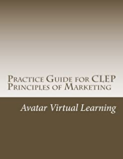 Practice Guide for CLEP Principles of Marketing