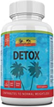 Detox Capsules – High Strength Daily Detoxification Treatment with Konjac Fibre – Cleanse Body Including Colon Liver Kidney Gallbladder Bowel – Assists Weight Loss – Helps Reduce Bloating Estimated Price : £ 10,99