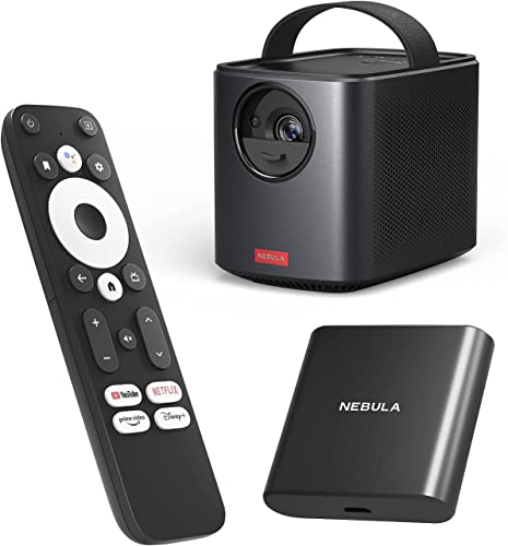 wholesale Nebula by Anker Mars II Pro popular 500 ANSI Lumen Portable high quality Projector with NEBULA 4K Streaming Dongle sale