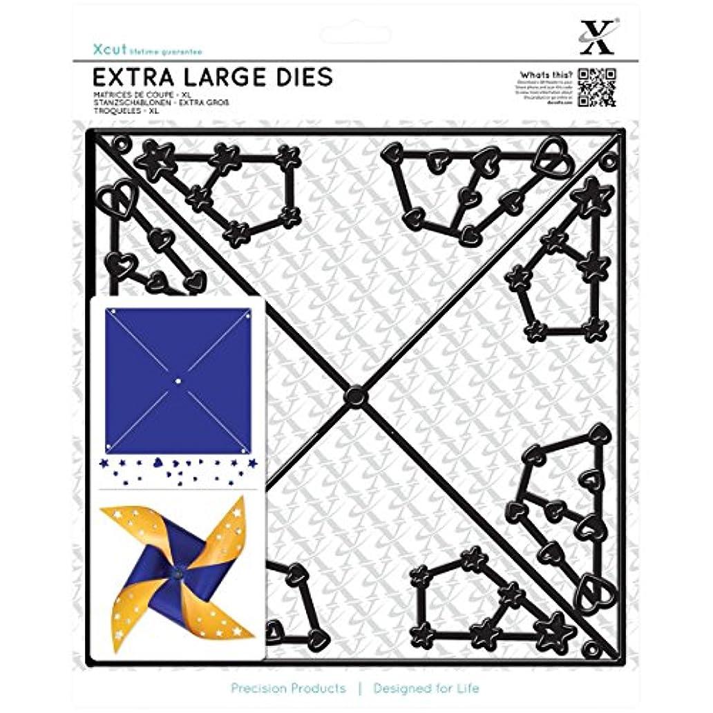 DOCrafts XC503259 Xcut Straight Pinwheel Decorative Dies, X-Large frs4258798