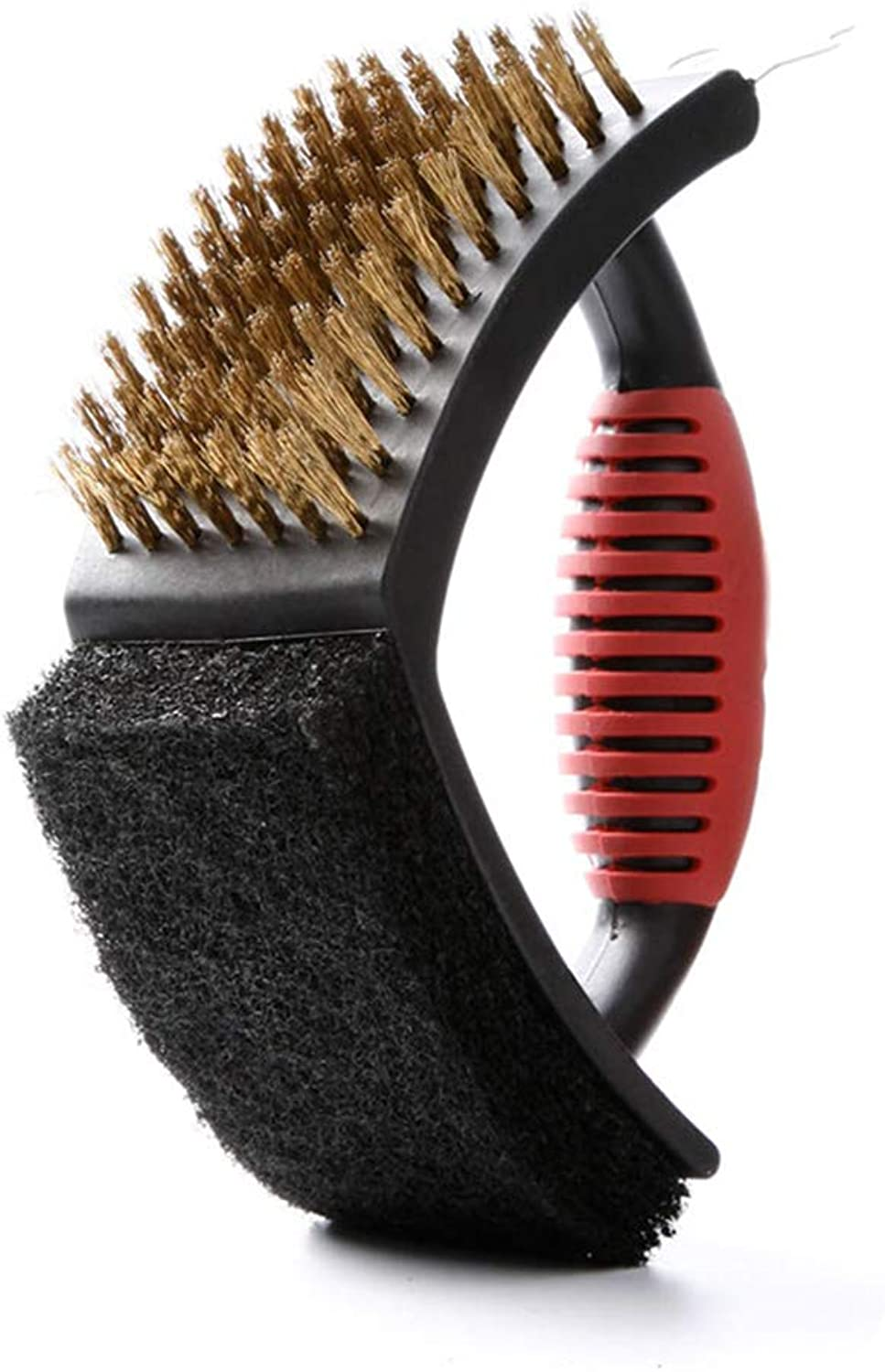 BBQ Grill Cleaning Brush, Barbecue Accessories Barbecue Bristles Cleaner for Easier and Effective Clean
