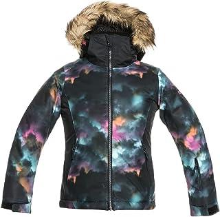 Roxy Girl's Jet Ski - Snow Jacket for Girls Shell Jacket