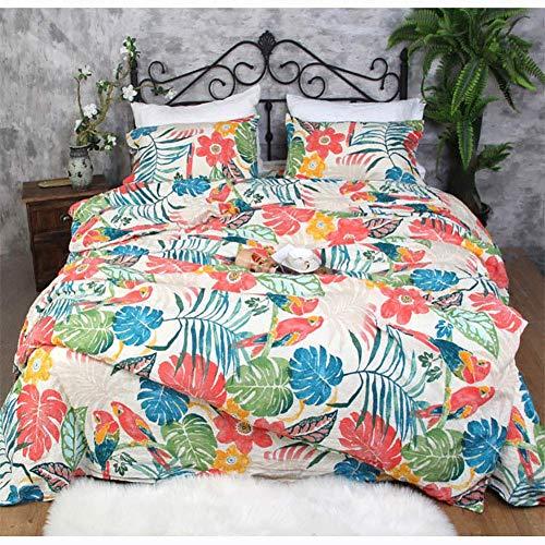 KELITINAus - Sábana bajera ajustable suave para cama individual, sostenible de fácil cuidado, transpirable, hoja B 250 x 270 cm, B, 250 x 270 cm