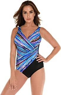 Miraclesuit 6519088W Must Haves Oceanus Donna Costume Intero Modellante