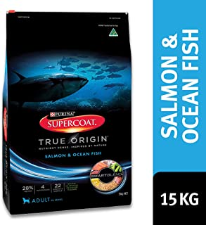 Supercoat Adult Dog True Origin Salmon & Ocean Fish, 15kg