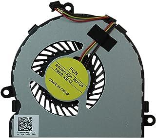 Power4Laptops Ventilador para Ordenadores portátiles Compatible con HP Home 15-bs064ns