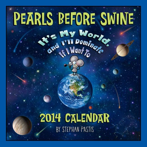 Pearls Before Swine 2014 Wall Calendar