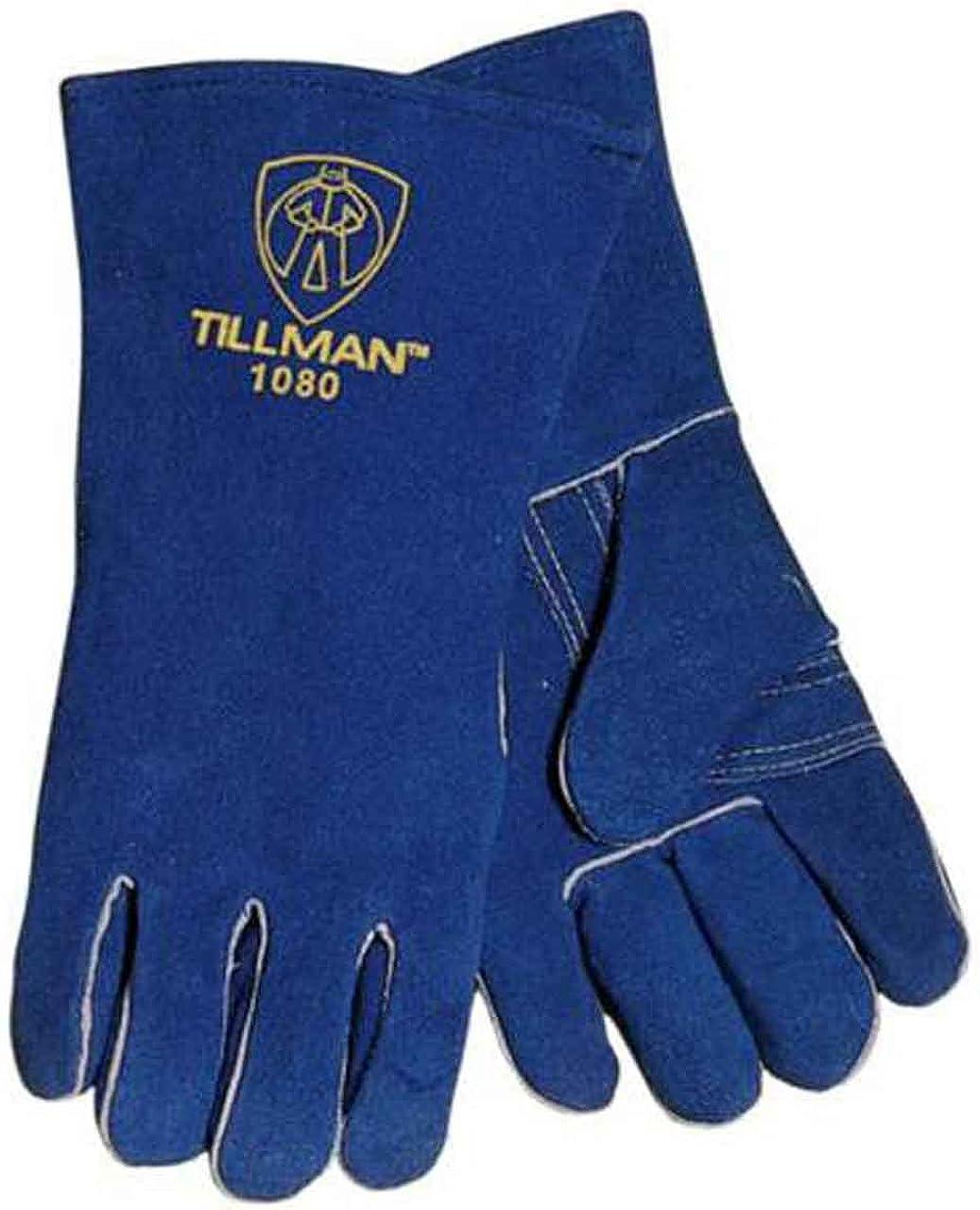 Ranking TOP7 Tillman 1080 Premium Side Split Manufacturer regenerated product Large Gloves - Welding Cowhide