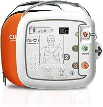 【AED】自動体外式除細動器 +AED搭載車両ステッカーのお得セット CU-SP1(シーユーSP1) CUメディカル社 【本体 AED-CU-SP1 、レスキューセット、キャリングケース、 AED専門店クオリティー AEDステッカー1609、1...