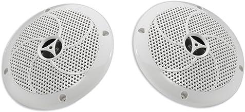 infraw 1Paire de haut-parleur 2voies, convient pour sauna et infrarouge s2242
