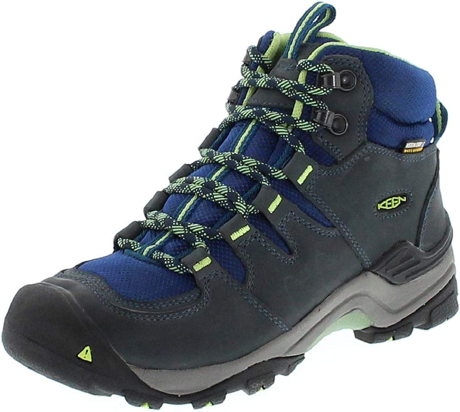 Keen Damen Hiking Schuhe Gypsum II MID WP Midnight Midnight Navy Opaline 39 EU