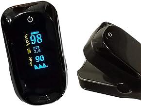 Oxímetro ANU Monitor de Saturación de Oxígeno SpO2 &