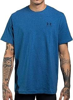 Camiseta Under Armour Left Chest 1315092-001