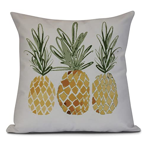 Amazing Pineapple Outdoor Pillows Amazon Com Machost Co Dining Chair Design Ideas Machostcouk