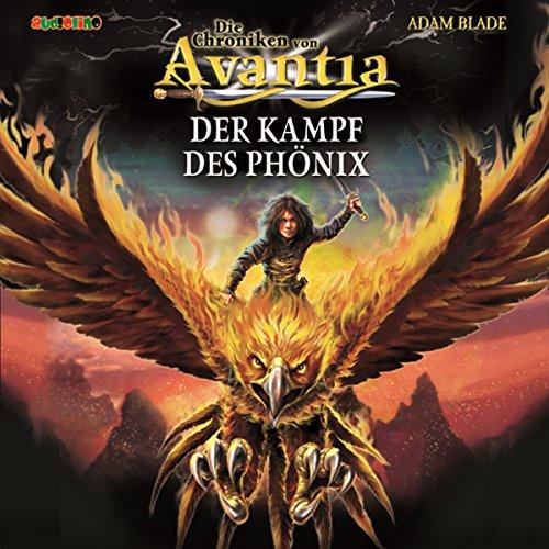 Der Kampf des Phönix (Die Chroniken von Avantia 1) Titelbild